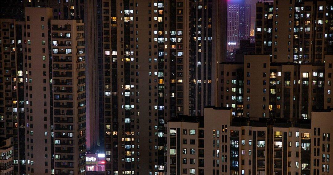 中国,高層,タワーマンション