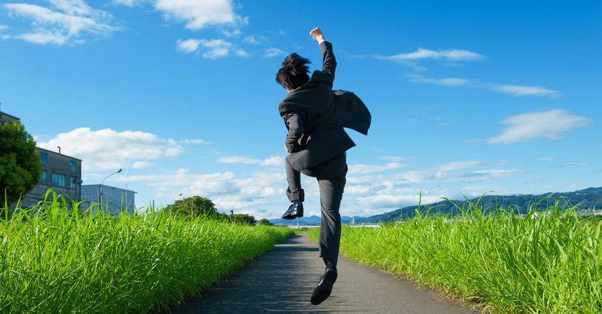 なぜ自分の会社をつくるのか?<br />人生を楽しく生きるための2つの目的