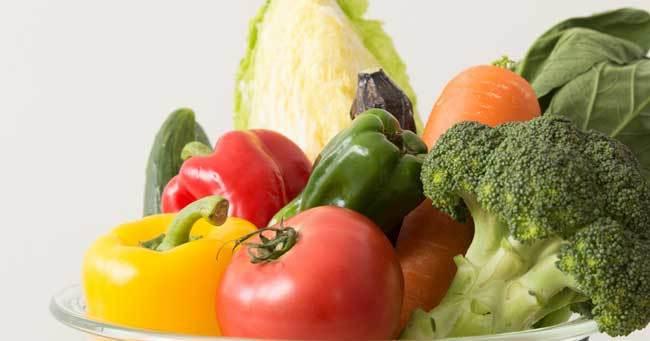 インフルエンザ予防の食材