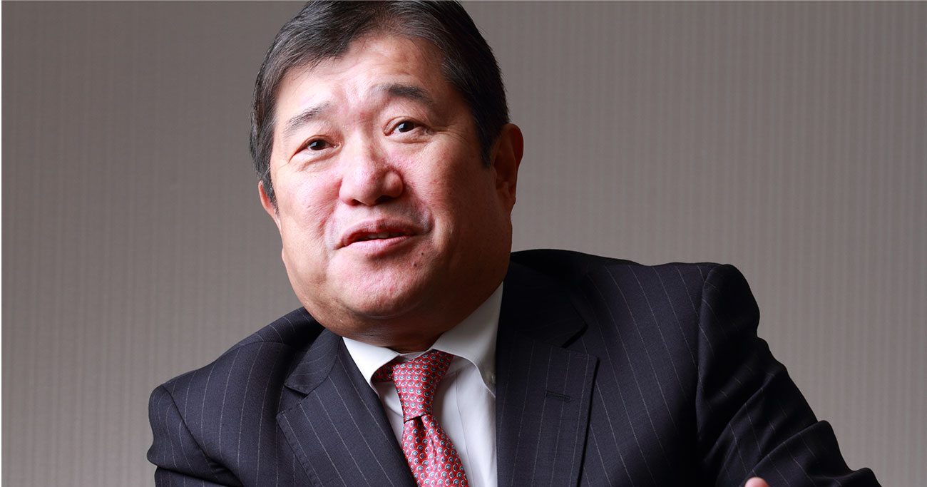 財閥系商社を変革する「ジャングルガイド社長」の挑戦