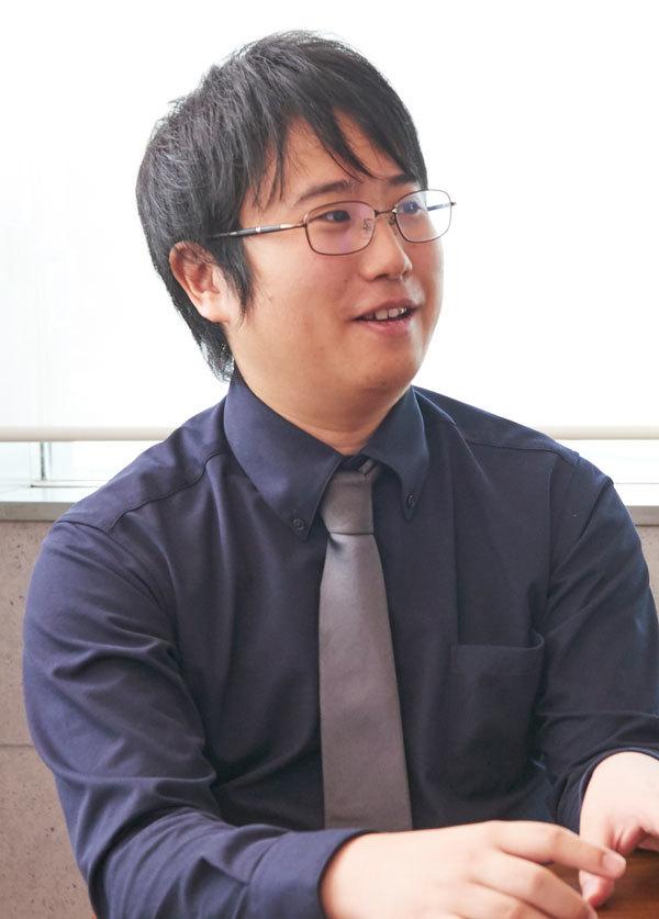 飯田祐基さん