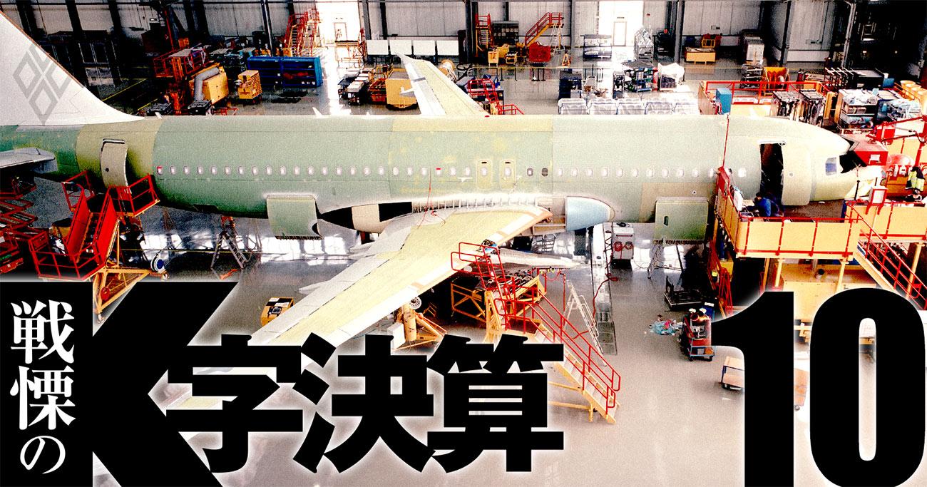 三菱重工・川崎重工・IHIの航空3重工、「ボーイングショック」からの一抜けは?
