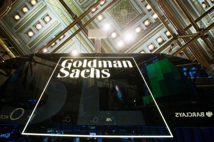 米金融ゴールドマン、10-12月期は6年ぶり赤字 トレーディング収入急減