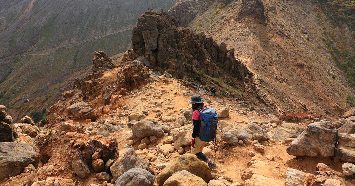 山ガールと中高年の登山ブームに潜む罠頭痛だけでは済まない高山病の恐怖