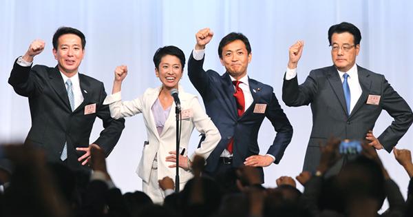 蓮舫新代表の民進党が目指すべきは「自公分断」だ