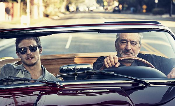 エルメネジルド ゼニアが、<br />名優ロバート・デ・ニーロと映画をつくる<br />