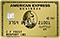 アメリカン・エキスプレス・ビジネス・ゴールド・カードのカードフェイス