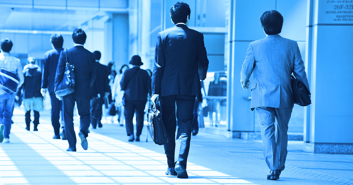 従業員10万人の企業でもカルチャーは変えられる