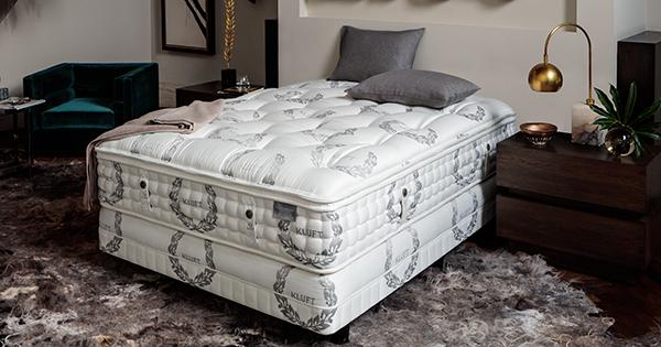 KLUFT世界最高級のベッド・マットレス体験会