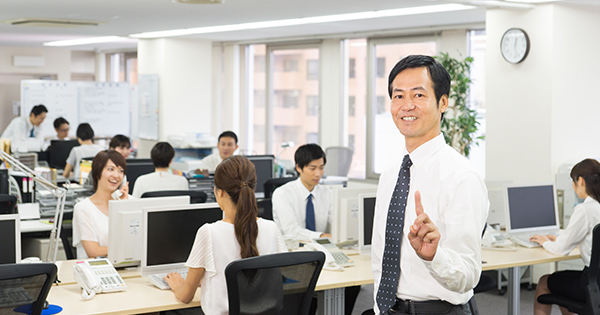 単純で生産性の低い仕事を外注して残業を減らす方法