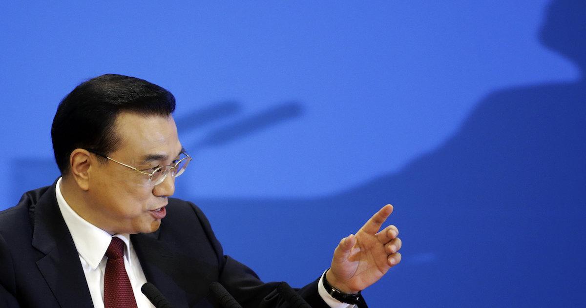 中国・李克強氏の「内通者非難」発言がネット流出した背景