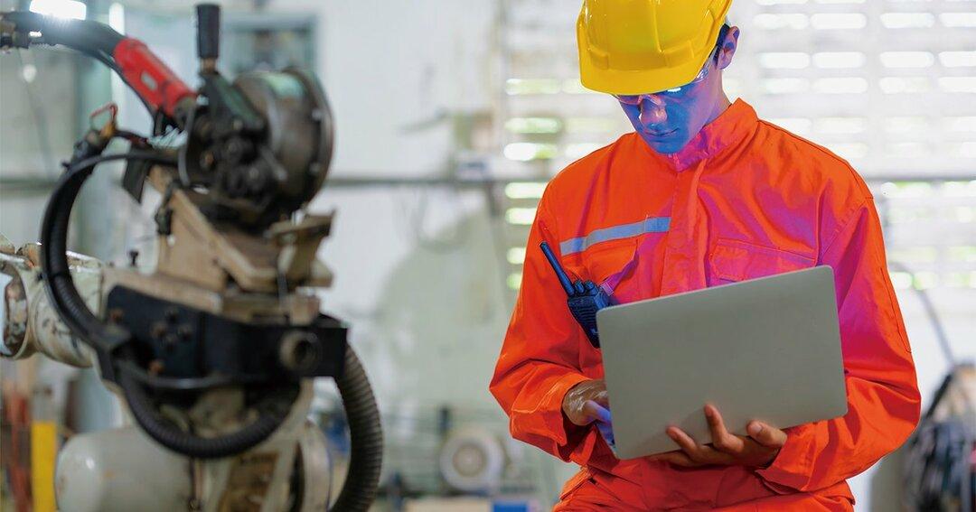 工場のデジタル化や環境負荷低減技術は、リアルテックの注目分野だ