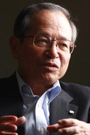 キヤノン 内田恒二社長