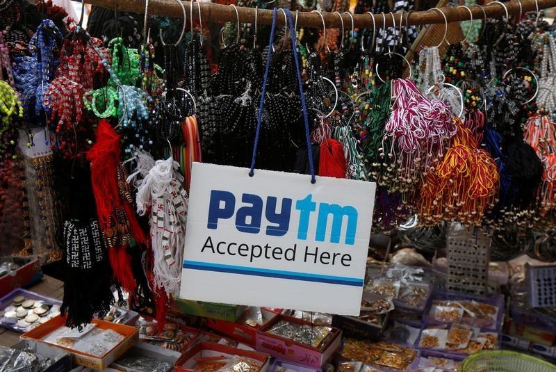インドのワン97、ソフトバンクから約19億ドル調達へ=現地紙