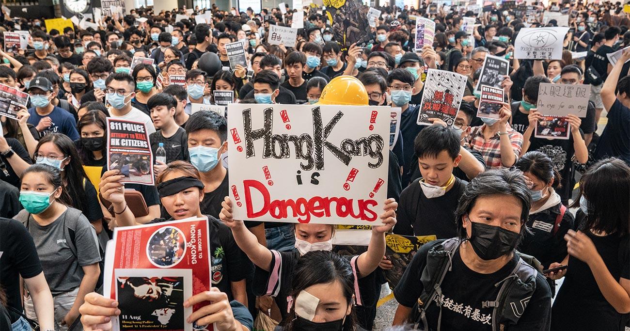 中国返還前から見えていた香港の落日、無秩序化の痛すぎる代償