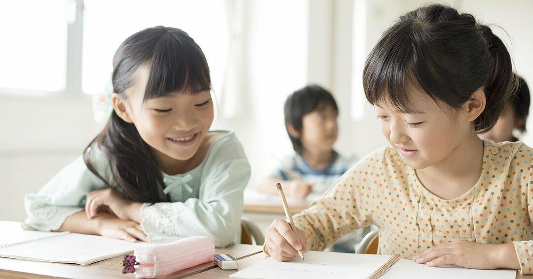 「女の子の学力」と「まわりの友達」が大きく関係するワケ