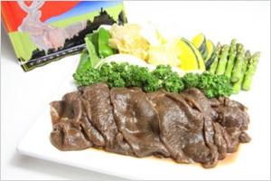 「鹿肉」がもらえる「北海道豊富町」