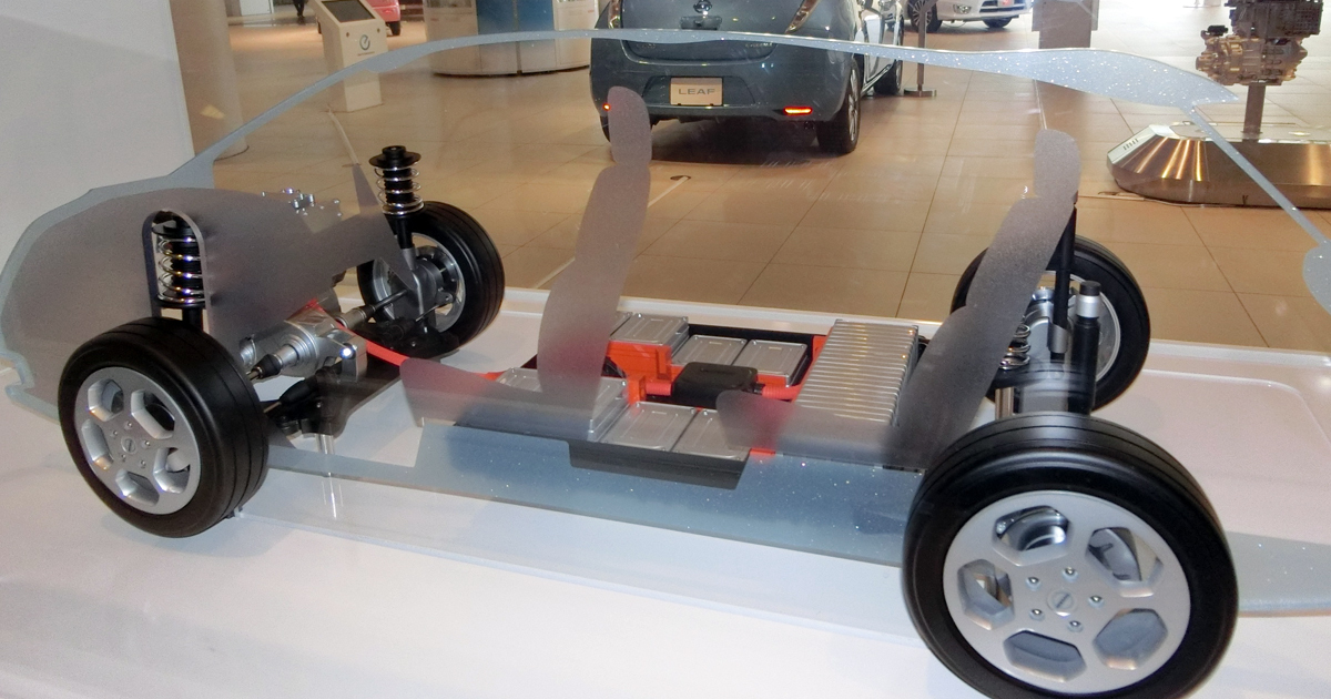 ソニー・日産電池撤退、電気自動車は韓中主導で再編加速か