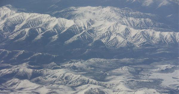 ロシア・ウラル山脈