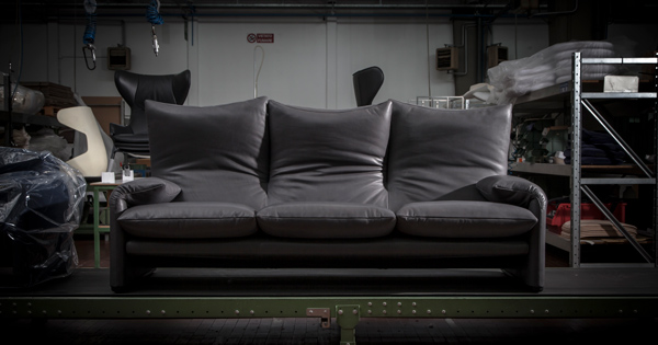 カッシーナ青山本店で工場見学の気分を味わう逸品ソファの製作過程を覗く「Weekend FACTORY」