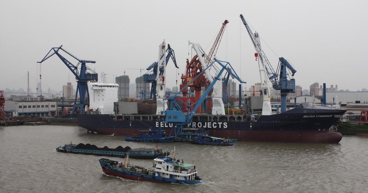 外資のノウハウの共有と消化で造船不況を乗り切る