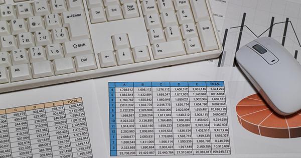 Excelでビジネスの幅が広がる!初心者が数ヵ月で予算管理表作成も