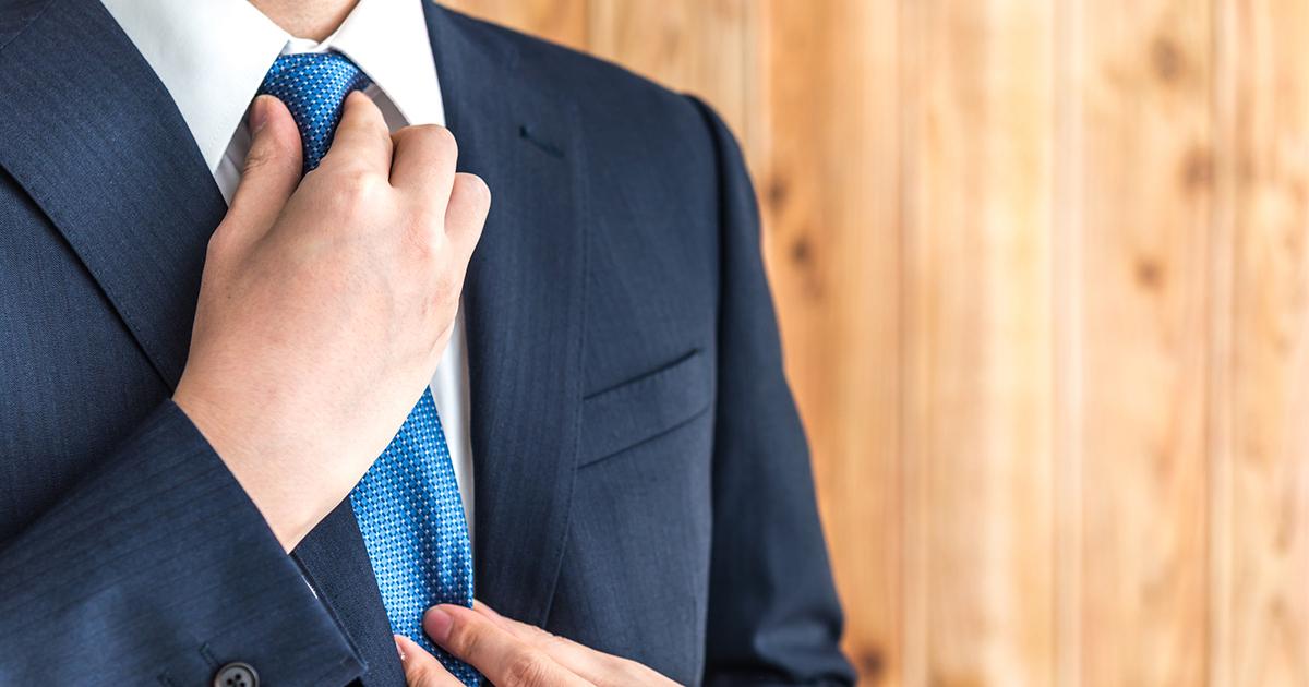 転職面接の成否は「服装選び」から始まっている