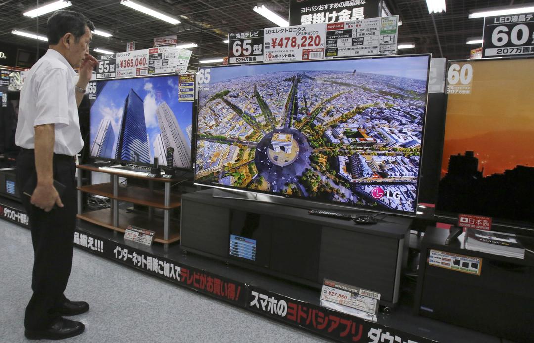 テレビは売れているのに<br />対応コンテンツがない4Kの未来