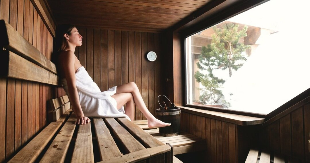 【サウナの科学】<br />サウナに入る人は<br />免疫力がアップし<br />風邪をひきにくくなる!