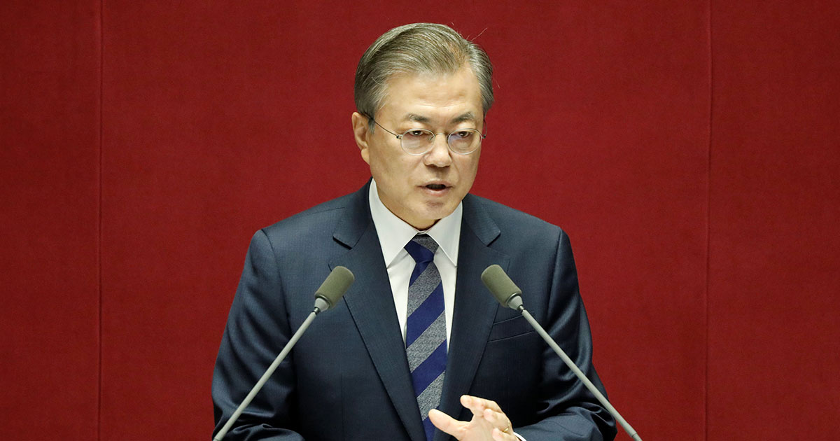 文大統領を韓国大手メディアが痛烈批判、政権に黄信号!?