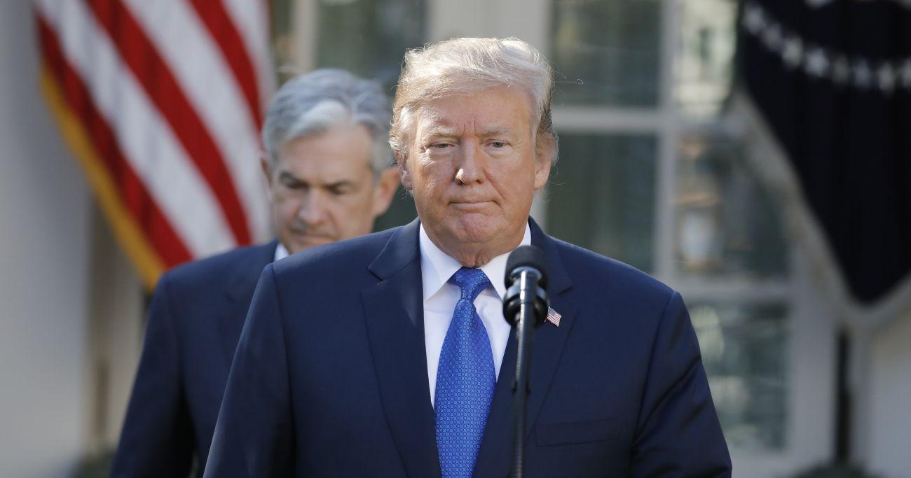 米国のドル売り介入あるか、いら立つトランプ大統領の「もろ刃の剣」
