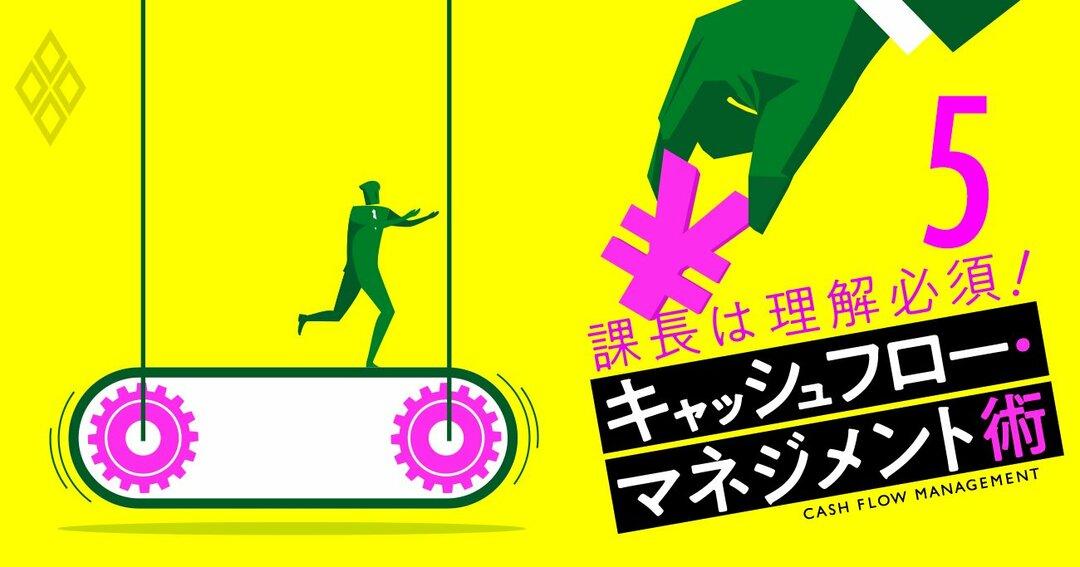 キャッシュフロー・マネジメント術#5
