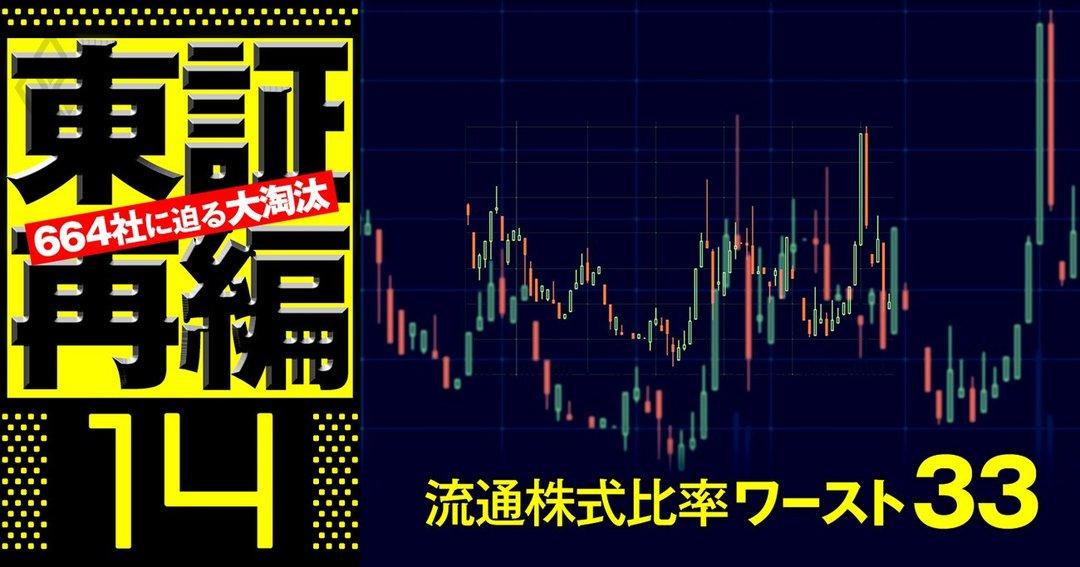 東証再編#14
