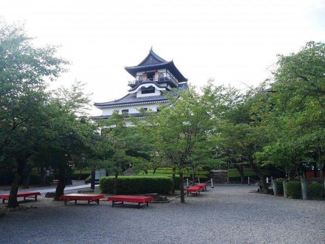 天守は現存する日本最古の様式の犬山城