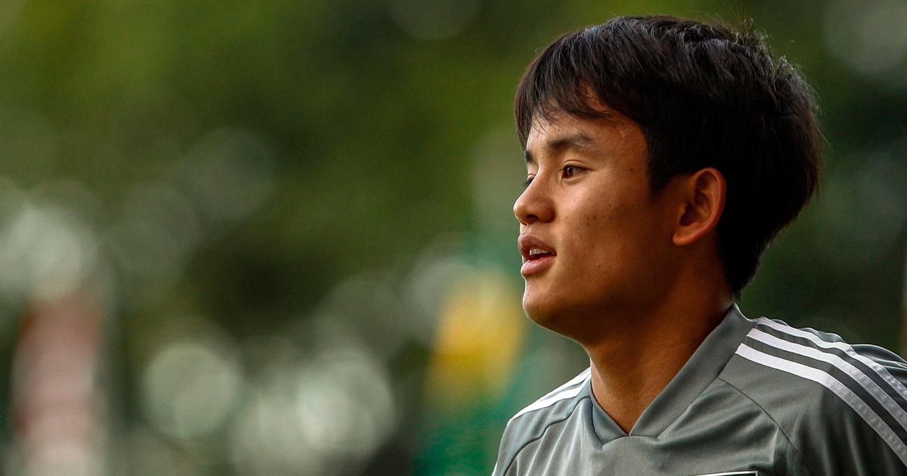久保建英レアル移籍の真実、FC東京社長が明かす「入団時の約束」