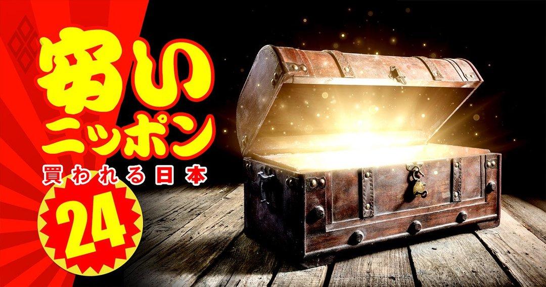安いニッポン 売られる日本#24