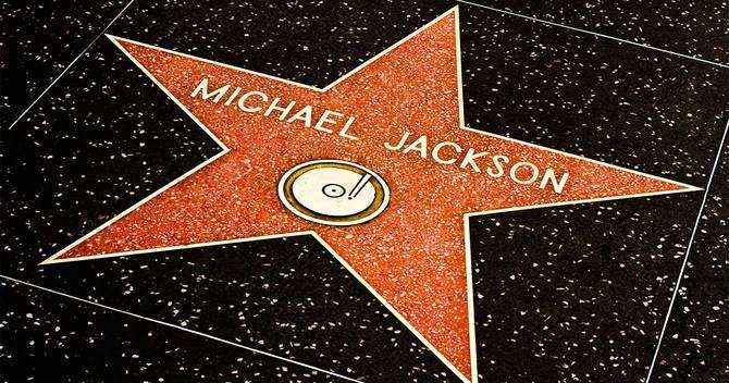 スターロードにあるマイケル・ジャクソン