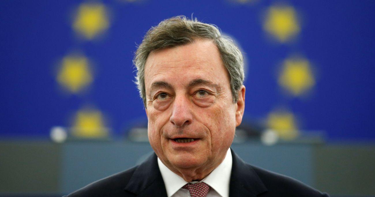ユーロ圏が願う通貨安、成就の決め手は利下げより「内輪もめ」か