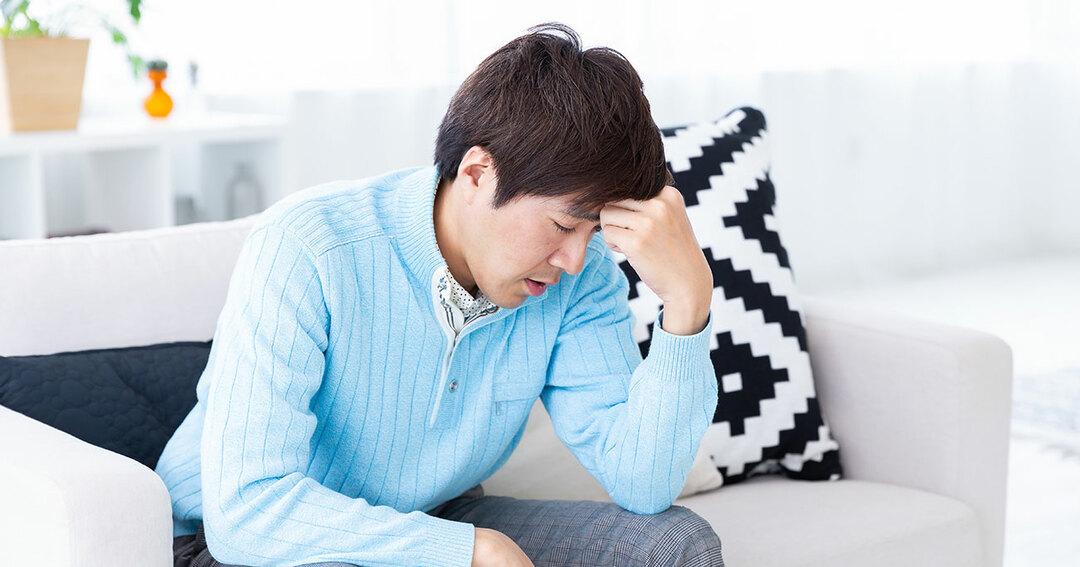 中高年の6人に一人は調子が悪い!<br />「テストステロン」値が原因解明のカギに