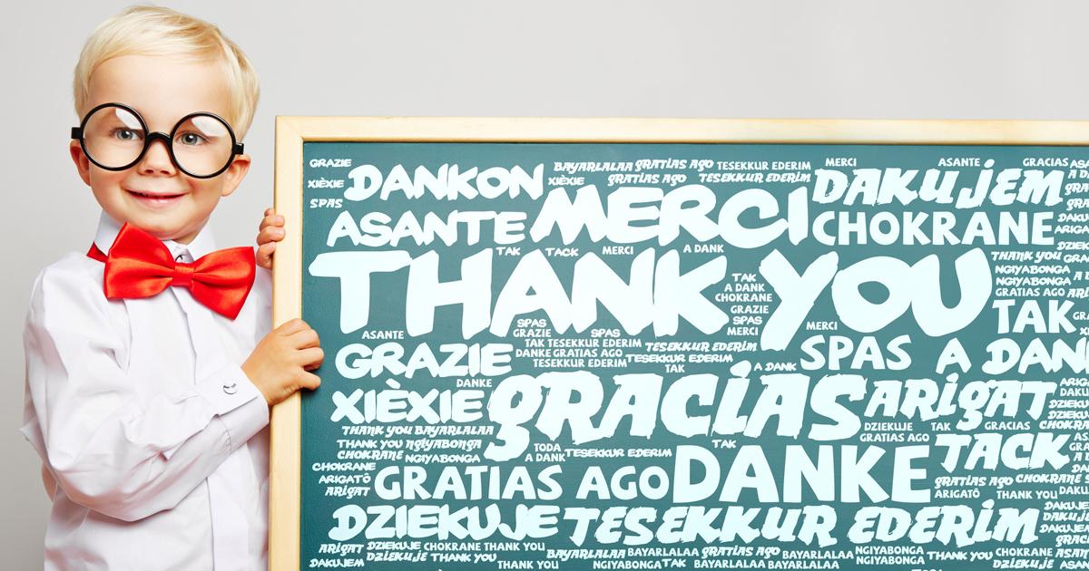 「感謝の言葉を口にするといいことが起こる」は、現実的に正しい