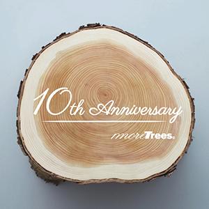 森林保全団体「more trees」が設立10周年を記念してシンポジウム
