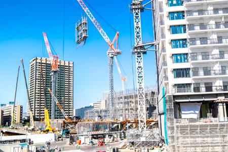 """建築費は高止まりだが、その""""天井""""は見え始めている"""