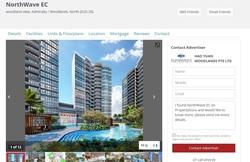 不動産サイト「PropertyGuru」