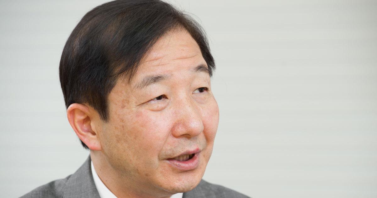 JT・新貝康司副社長に聞く長寿経営の秘訣「自分の時代に成果が出なくても、後進のためにリスクを負って実行する」