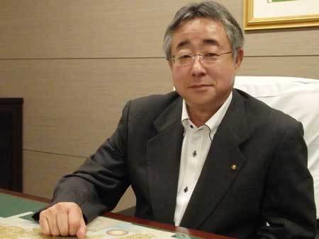 第一交通産業の田中亮一郎社長