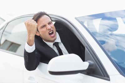あおり運転問題で日本人は欧米に学べることがある