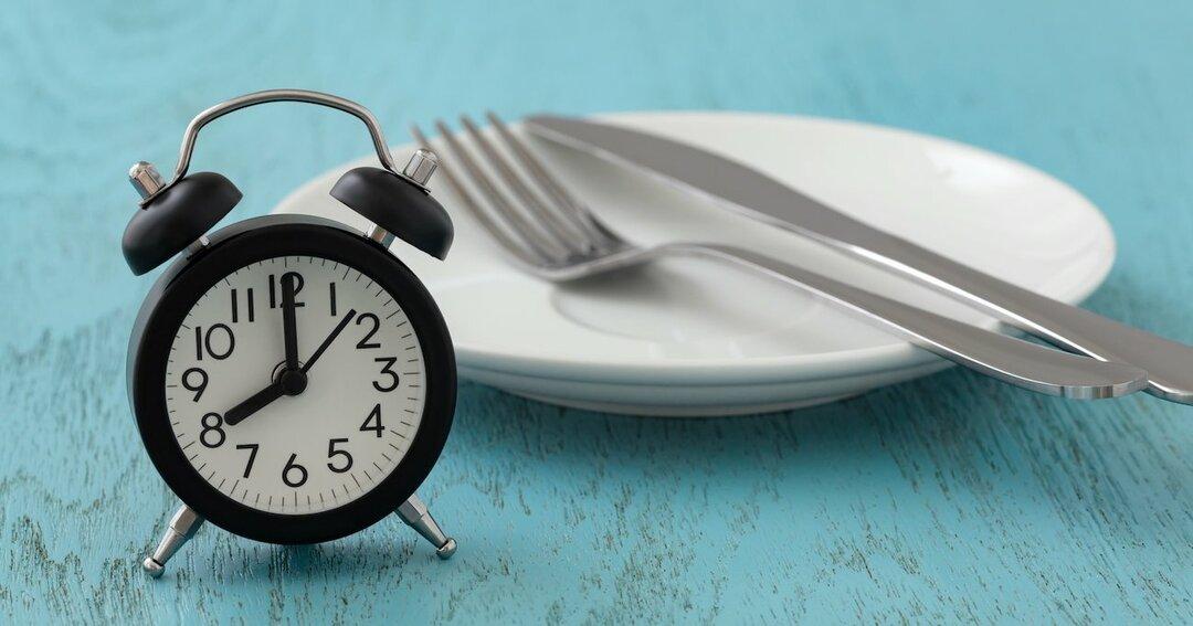 18~20時間の断続的な「プチ断食」が減量に有効な理由