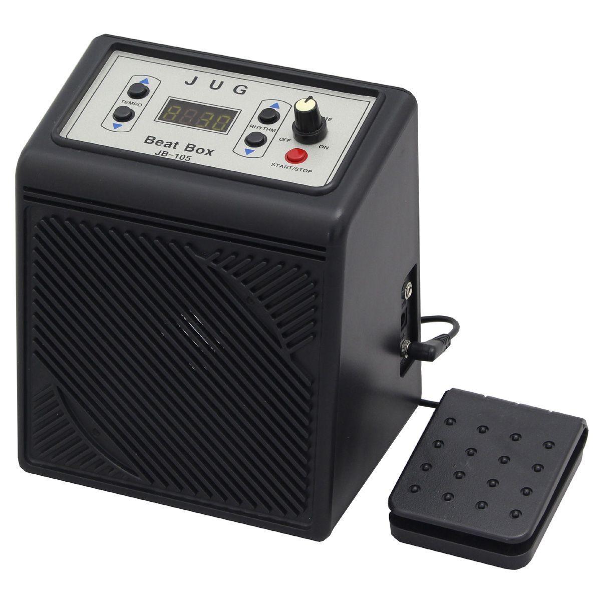 島村楽器、簡単操作のリズムボックス「BeatBox JB105」