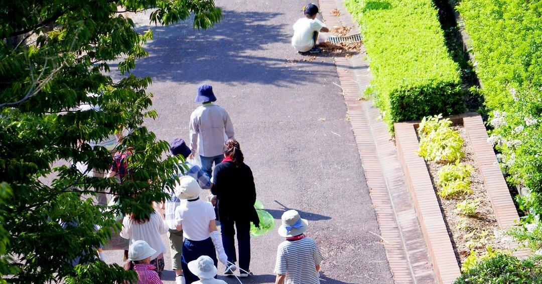 アラフォー初めてのドブさらい!地域清掃に見るご近所コミュニティの可能性