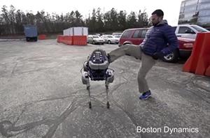 ロボット虐待動画が暗示する人間が逆襲される未来